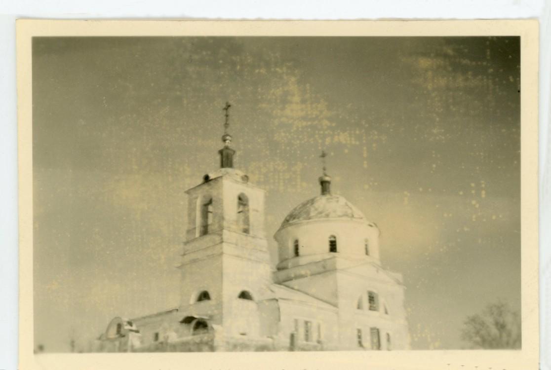 Церковь Рождества Пресвятой Богородицы, Старая Руза