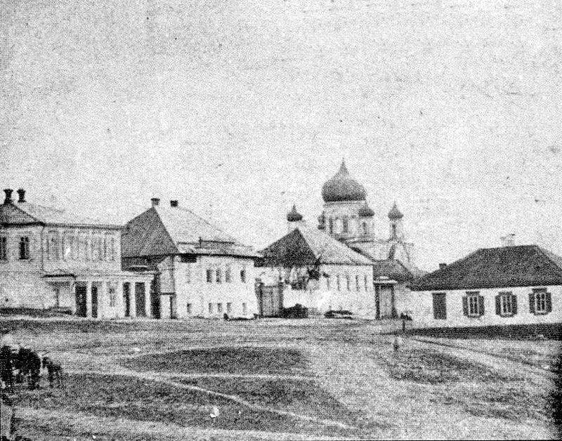 Собор Казанской Иконы Божией Матери, Луганск