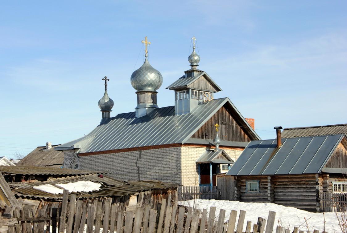Церковь Троицы Живоначальной, Вятское