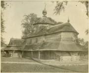 Церковь Космы и Дамиана - Войнилов - Калушский район - Украина, Ивано-Франковская область