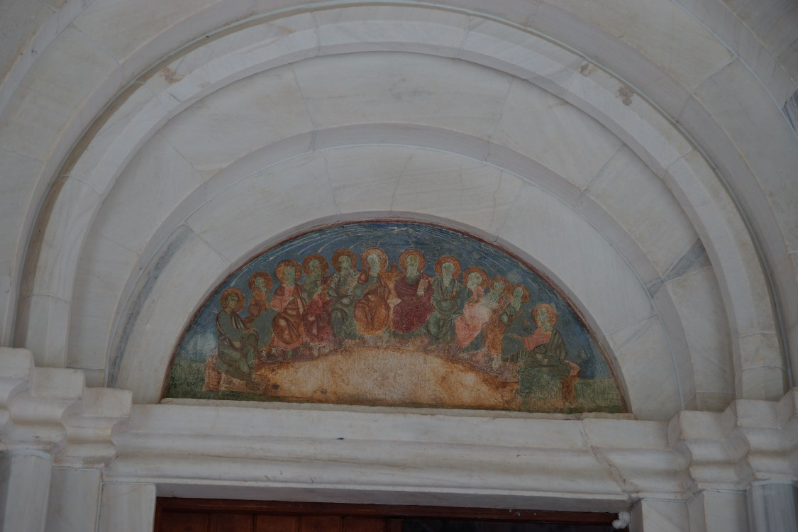 Сопочанский Троицкий монастырь. Церковь Троицы Живоначальной, Доляни