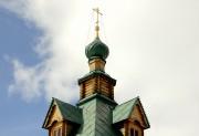 Мироносицкий женский монастырь. Часовня Иоанна Предтечи - Ежово - Медведевский район - Республика Марий Эл