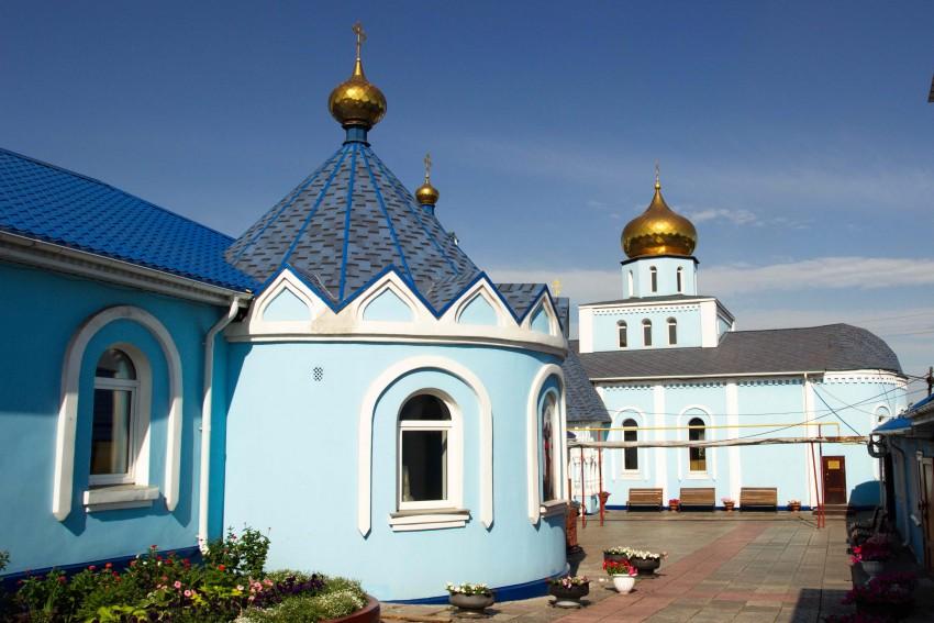 Церковь Андрея Первозванного, Магнитогорск