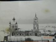 Колокольня церкви Иоанна Предтечи - Воецкое - Барышский район - Ульяновская область