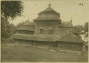 Церковь Троицы Живоначальной - Судовая Вишня - Мостисский район - Украина, Львовская область