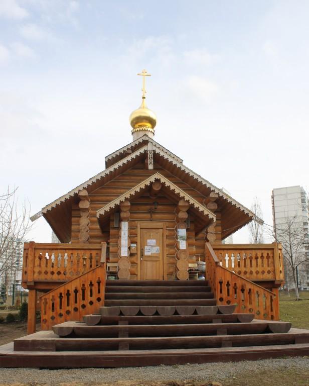 жилье церкви в зао москвы взял