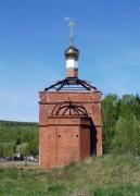 Висим. Андрея Первозванного (строящаяся), церковь