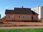 Церковь Романа Рязанского в Степном - Оренбург - Оренбург, город - Оренбургская область
