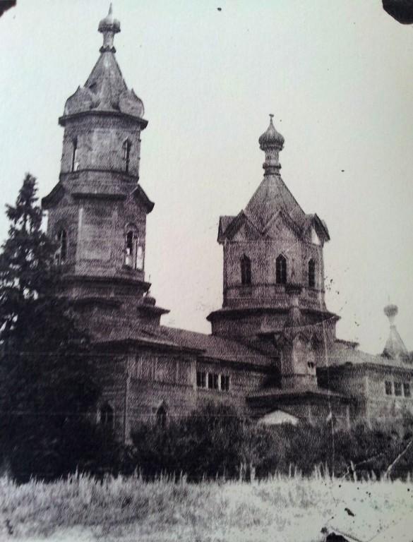 Церковь Вознесения Господня, Костобобров