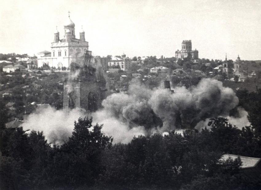 Церковь Троицы Живоначальной, Елец