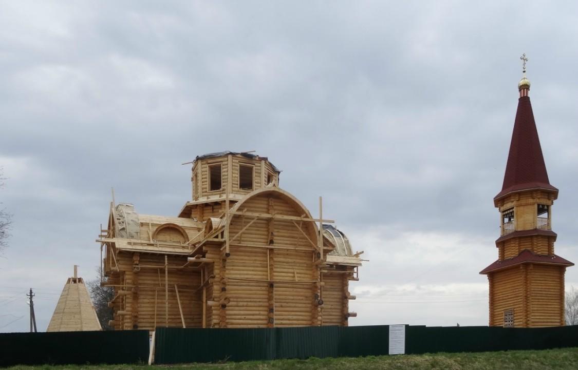 Церковь Николая Чудотворца, Заходы