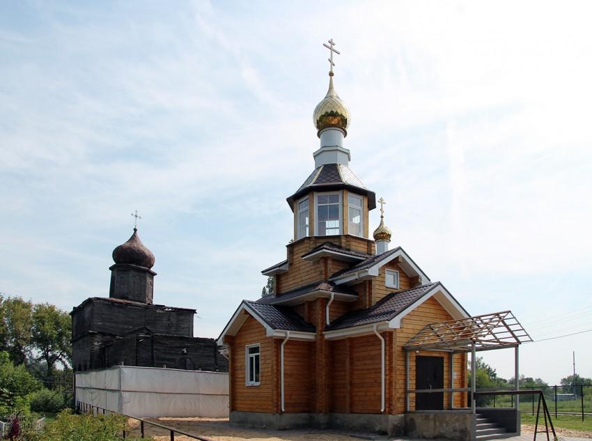 Церковь Покрова Пресвятой Богородицы, Горенские Выселки