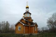 Горенские Выселки. Покрова Пресвятой Богородицы (новая), церковь