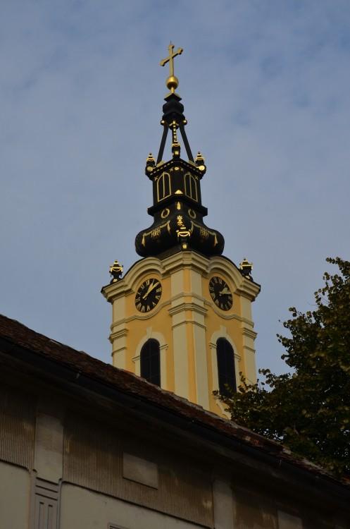 Церковь Перенесения мощей Николая Мирликийского Чудотворца в Бари, Белград