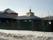Новосибирск. Варвары великомученицы, церковь
