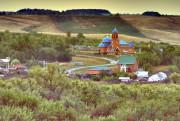 Покровский мужской монастырь. - Чубовка - Кинельский район и г. Кинель - Самарская область