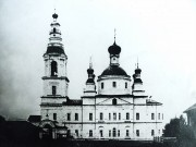 Церковь Рождества Пресвятой Богородицы - Сидорово - Грязовецкий район - Вологодская область