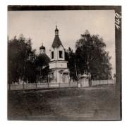 Деревок. Покрова Пресвятой Богородицы (старая), церковь