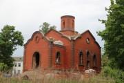 Красный Холм. Троицы Живоначальной (строящаяся), церковь