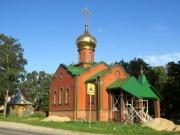 Церковь Троицы Живоначальной (строящаяся) - Красный Холм - Краснохолмский район - Тверская область