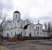 Южное Тушино. Николая Чудотворца, церковь