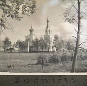Церковь Петра и Павла - Будница - Велижский район - Смоленская область