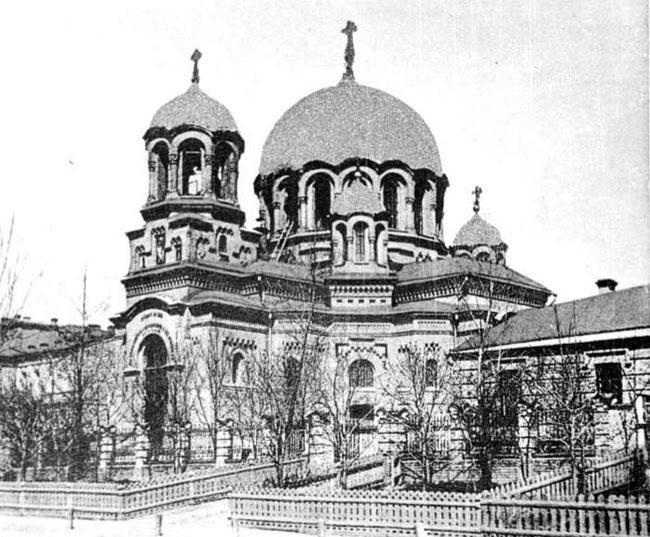 Церковь Благовещения Пресвятой Богородицы, Киев