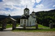 Церковь Зачатия Иоанна Предтечи - Брдо - Златиборский округ - Сербия