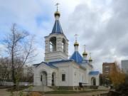 Останкинский. Ольги равноапостольной в Останкино, церковь