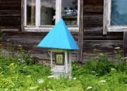 Неизвестный часовенный столб - Киняусь - Вятско-Полянский район - Кировская область