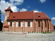 Церковь Екатерины - Родники - Гурьевский район - Калининградская область