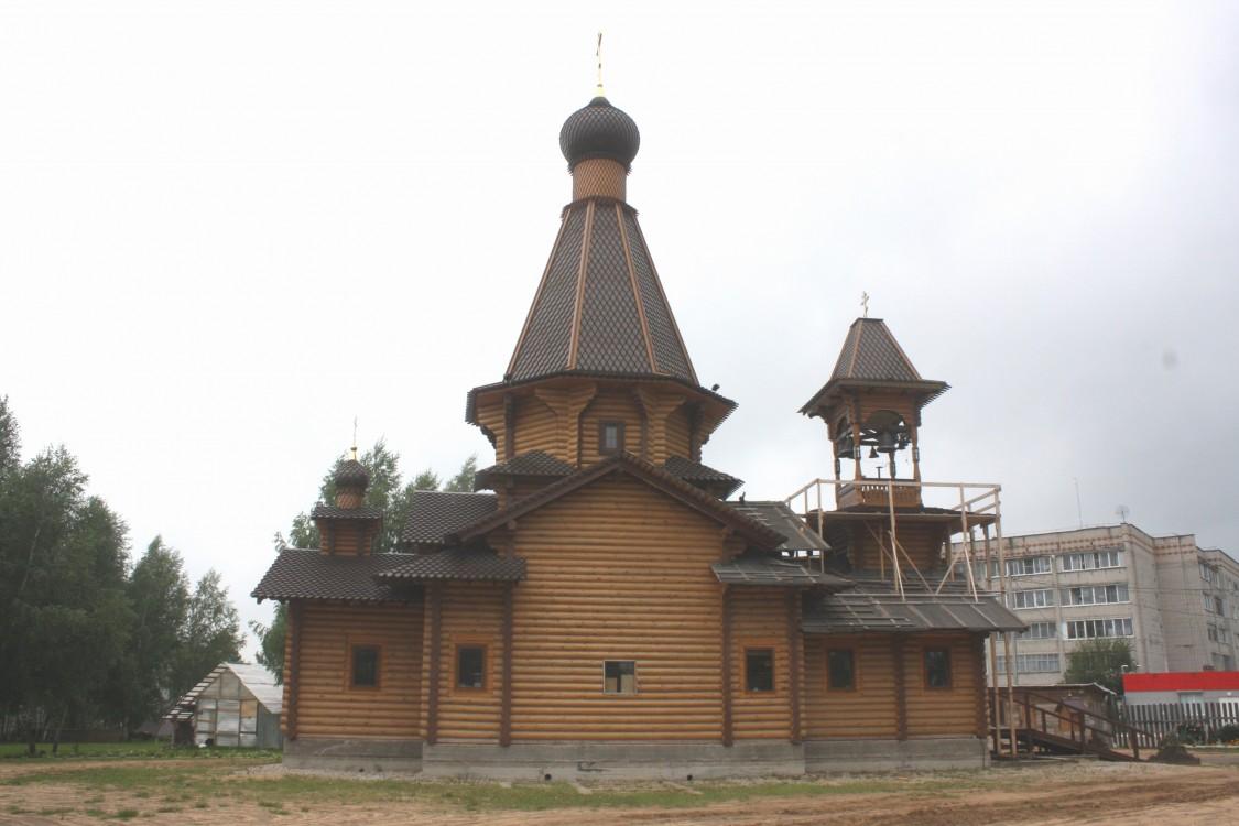 Церковь Тихвинской иконы Божией Матери, Жуков