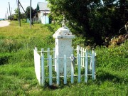Неизвестный часовенный столб - Большой Шурняк - Елабужский район - Республика Татарстан