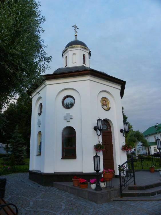 Спасо-Елеазаровский женский монастырь. Часовня, Елизарово