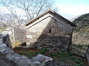 Успенский монастырь. Церковь Стефана архидиакона - Сапара - Самцхе-Джавахетия - Грузия
