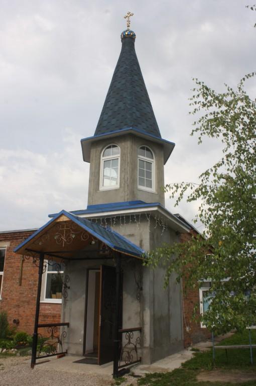 Церковь Покрова Пресвятой Богородицы (новая), Суворов