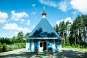 Часовня Мариамны на Пундоловском кладбище - Суоранда - Всеволожский район - Ленинградская область
