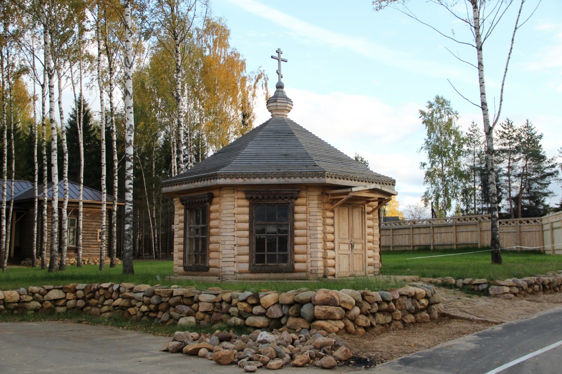 Неизвестная часовня, Коприно (Петраково)