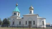 Бородинск. Покрова Пресвятой Богородицы, церковь