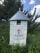 Неизвестный часовенный столб - Чепчуги - Высокогорский район - Республика Татарстан