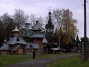 Покрова Пресвятой Богородицы женский монастырь - Каменное Заделье - Балезинский район - Республика Удмуртия
