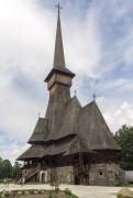 Сэпынца-Периевский Михайловский монастырь. Церковь Михаила Архангела - Сэпынца - Марамуреш - Румыния