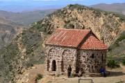 Гареджи, хребет. Монастырь Воскресения Христова. Церковь Воскресения Христова