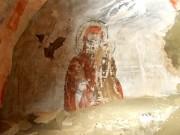 Гареджи, хребет. Монастырь Воскресения Христова. Неизвестная церковь