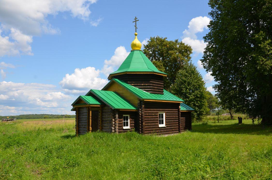 Неизвестная церковь, Воткино