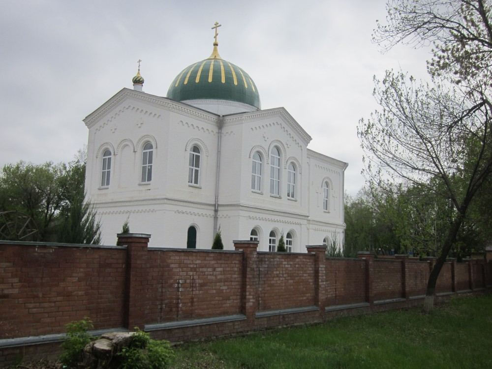 Церковь Покрова Пресвятой Богородицы, Серафимович