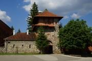Жичский Вознесенский монастырь. Надвратная церковь Иоанна Предтечи - Жича - Рашский округ - Сербия