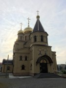 Невинномысск. Серафима Саровского, церковь