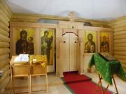 Церковь Иоанна Кронштадтского - Доложск, урочище - Сланцевский район - Ленинградская область