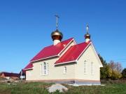 Антоновка. Богоявления Господня (новая), церковь